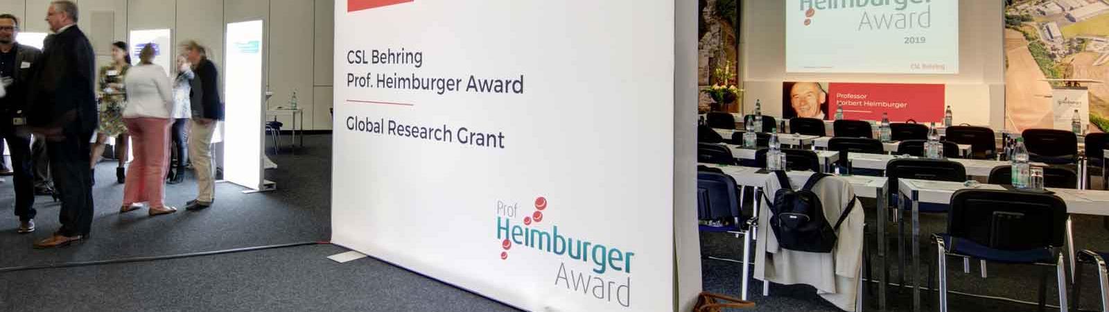 Heimburger Gewinner 2019